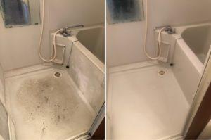 浴室クリーニングの写真