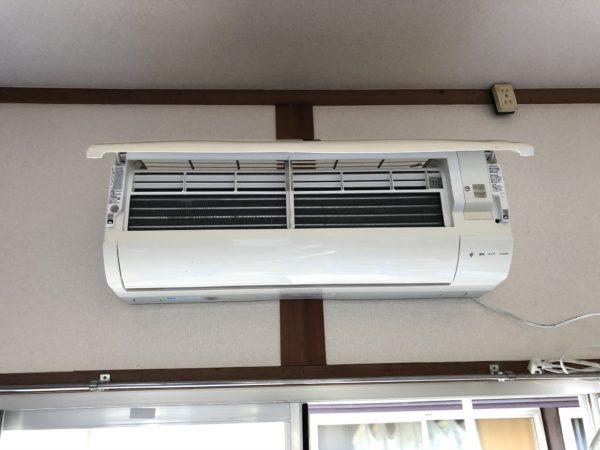 熊本県玉名市M様邸エアコンの写真