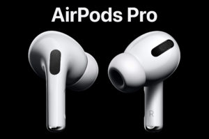 AirPodsProの写真