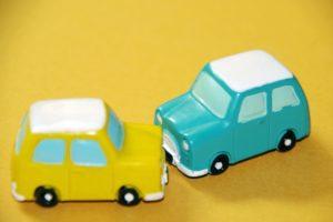 自動車事故の画像