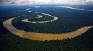 アマゾン川の写真